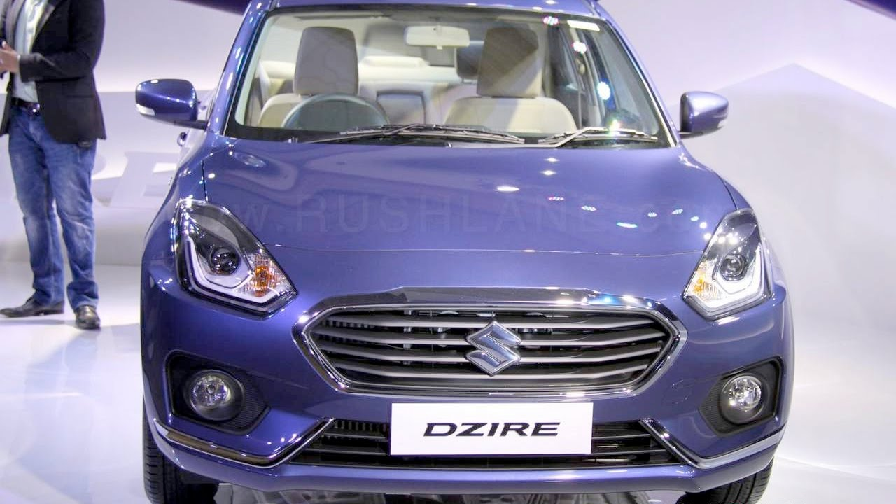 2018 Maruti Suzuki Dzire Global Debut Youtube