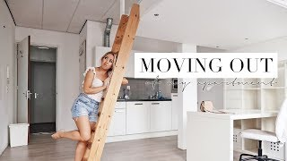 Gambar cover MOVING OUT OF MY GRONINGEN LOFT APARTMENT | Vlog #24