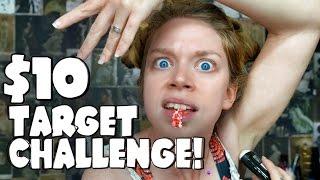 10 DOLLAR TARGET CHALLENGE!
