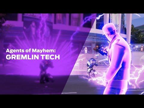 Agents of Mayhem: Gremlin Tech