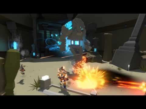 TimeGate reveals Minimum, a minimalistic shooter coming to Steam