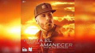 Hasta el amanecer remix  Nicky Jam Ft Zion Y Lenox /Hasta el amanecer Zion y Lenox Premios Billboard