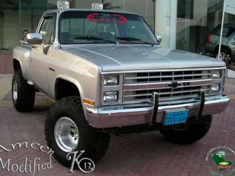 Restorations 1985 Chevy 4x4 Ameen Project Youtube