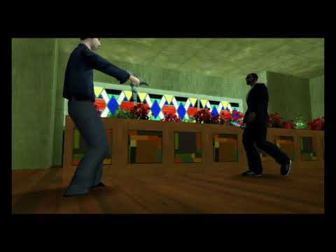 Grand Theft Auto: San Andreas Mission 84 - Saint Mark's Bistro