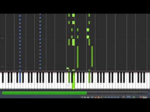 "Beethoven - ""Moonlight"" - Sonata No. 14 - 3rd Movement [Synthesia Piano Tutorial]"