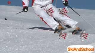 ❤Карвинг Уроки❤ - Карвинг горные лыжи - видео Урок