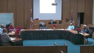 Swain County Commissioners - December 10th, 2020