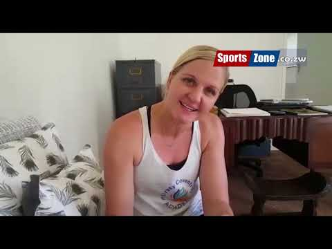 Kirsty Coventry Launches Sports Project