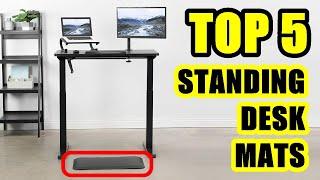 TOP 5: Best Anti Fatigue Comfort Mat for Standing Desk 2021 | Ergonomic Foot Supports