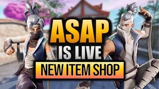 FORTNITE //GIVEAWAY //OPEN LOBBY //NEW ITEMSHOP //GAMEPLAY //ROAD TO 1.5k SUBS //#TSR