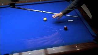 Mastering Pool ( Mİka Immonen ) billiard Training cue ball control
