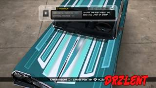 MIDNIGHT CLUB LOS ANGELES LOWRIDER VYNILS PART 1 HD