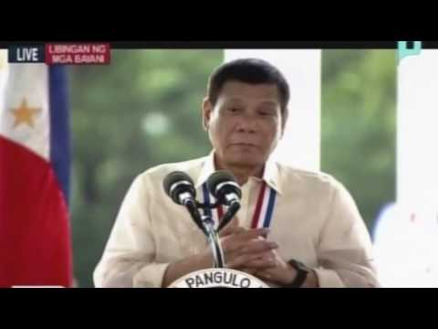 Duterte to China: Treat us as your brothers and not enemies