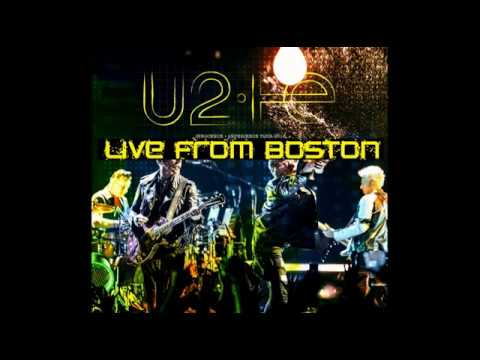 U2 - Live from Boston TD Garden full concert 02 jul 2015 tour of INNOCENCE + EXPERIENCE Best Audio