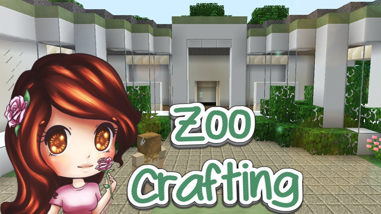 Dino Theater   Zoo Crafting   Ep  135 [Modded Minecraft]