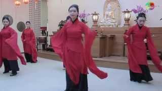 Baile tradicional chino