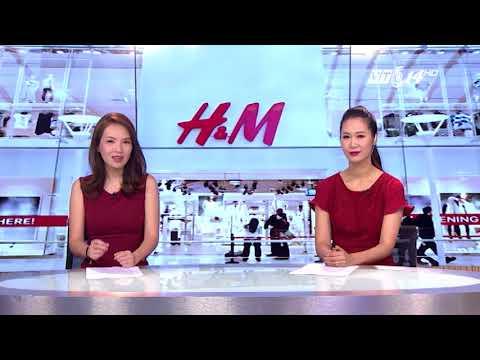 VTC14 | Thời trang giá rẻ H&M khai trương cửa hàng đầu tiên tại Việt Nam