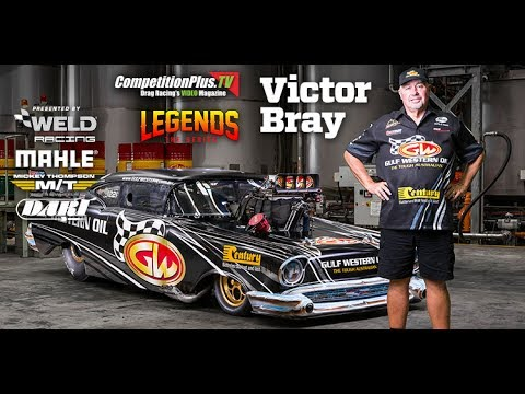 LEGENDS THE SERIES: THE LEGEND OF VICTOR BRAY