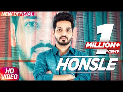 Honsle | Full Song | Gurjazz | Sunnyvik | Sunnykheper | Latest Punjabi Song 2017