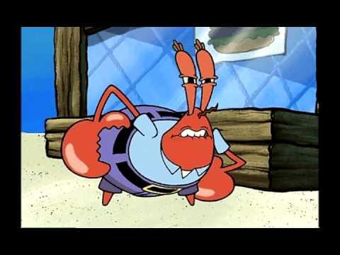 Mr.krab Spel