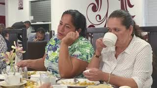MAMÁ EN GIRA UNA SERIE ADICTIVA EPISODIO 6. MAMÁS EN EL LIGUE