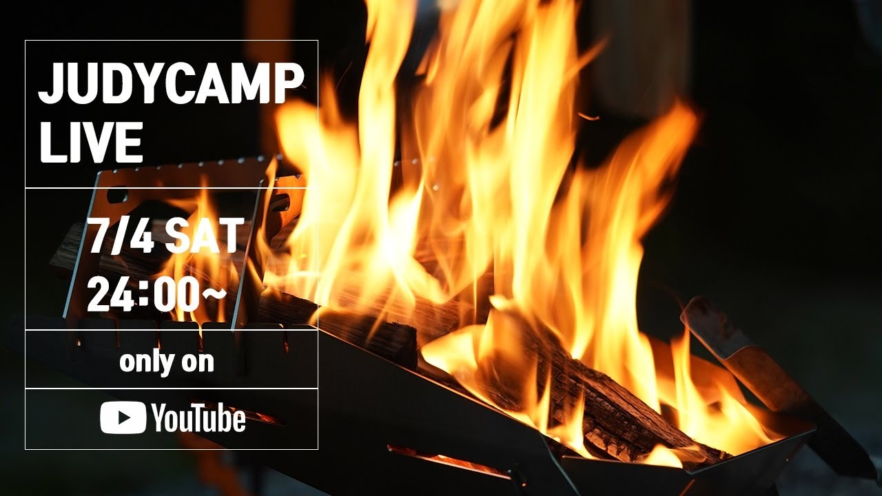 7.4 welcome judycamp live l 일상다반사 l CREW camping 예고편 l