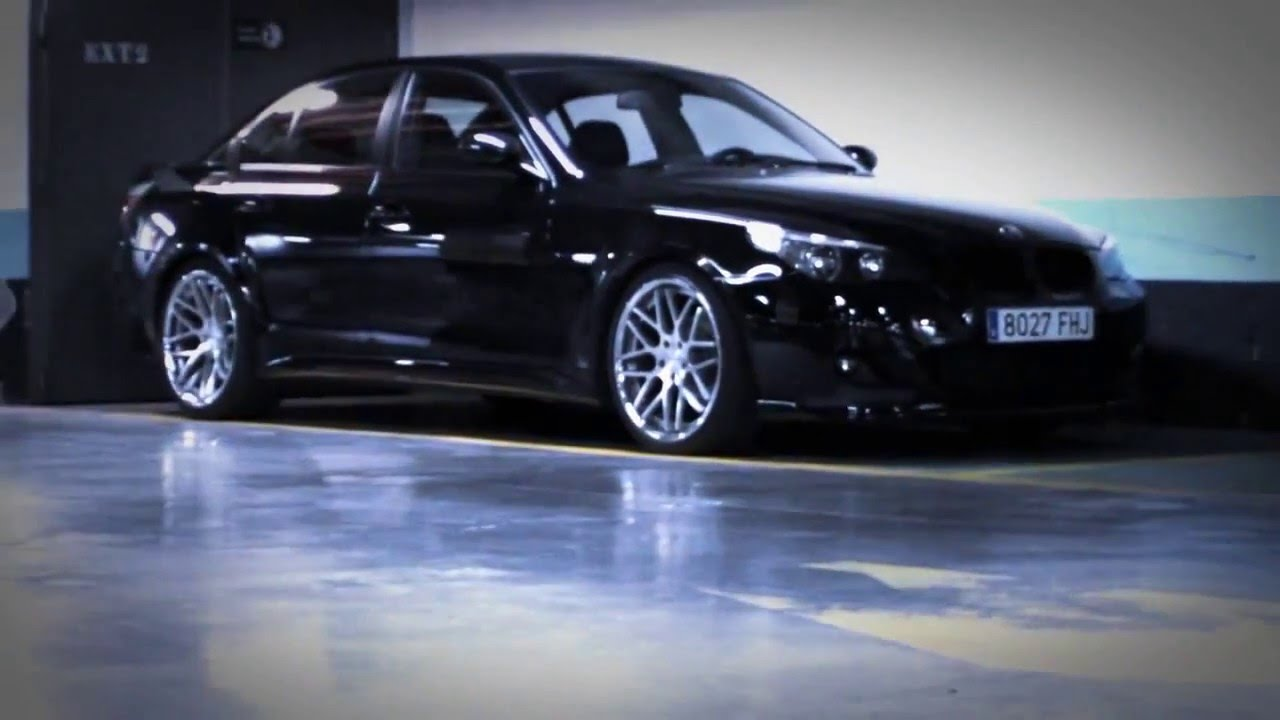 Bmw E60 M5 Tuning Youtube