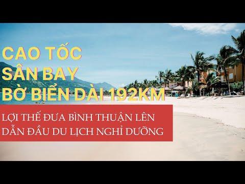 Lợi thế đầu tư đất ven biển Bình Thuận | Nhà Đất Bình Thuận