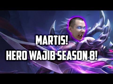Tutorial Martis, HERO