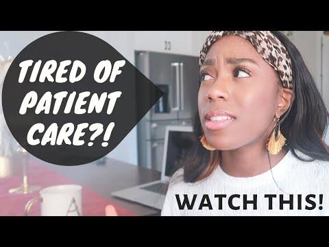 Dislike Bedside Nursing? FIVE Nursing Jobs With NO Patient Care   Nontraditional Nursing Careers