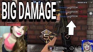 Code big damage map arsenal Crisis action