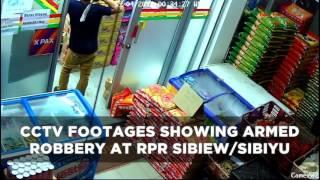 Parang wielding armed robbery in Bintulu