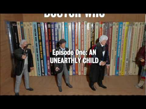 Episode 1: An Unearthly Child - DOCTOR WHO TARGET BOOK CLUB PODCAST