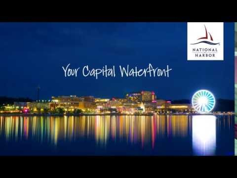 National Harbor: Making Commissions by Selling a U.S. Destination