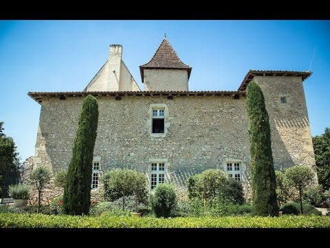 Stunning Historical Castle in Aquitaine, France