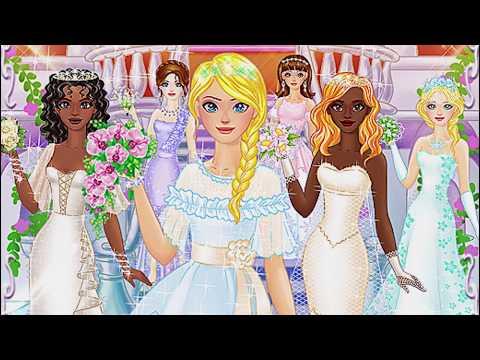 Играть бесплатно одевать невесту