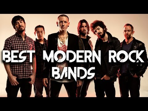 Top 10 Best Modern Rock Bands In The World