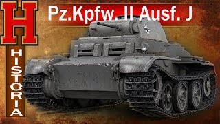 Pz.Kpfw. II J i zarobek 1 880 717 netto! - Nostalgicznie - World of Tanks