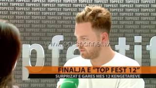 """Sonte finalja e """"Top Fest 12""""- Top Channel Albania - News - Lajme"""