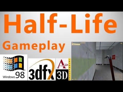 Half-Life 3dfx Voodoo 5 Aureal Vortex 2 A3D