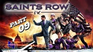 "Saints Row 4 (IV) Walkthrough - Part 9 ""Pimp My Ride!"" / Gameplay Playthrough"