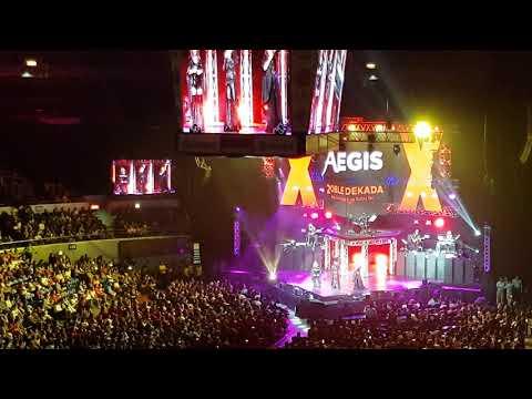 Aegis #2obleDekada Concert