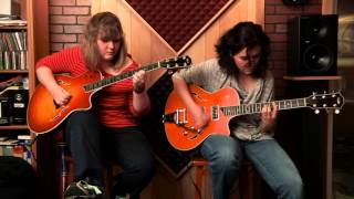 A Tribute to Mark Knopfler - Sultans Of Swing - Performed by Chelsea and Grace Constable thumbnail