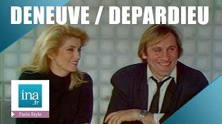 Catherine Deneuve, Gérard Depardieu