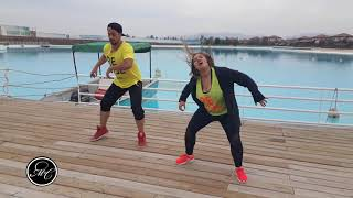 Te Bote - (Remix) - Casper, Nio García, Darell, Nicky Jam, Bad Bunny, Ozuna - COREOGRAFIA ZUMBA