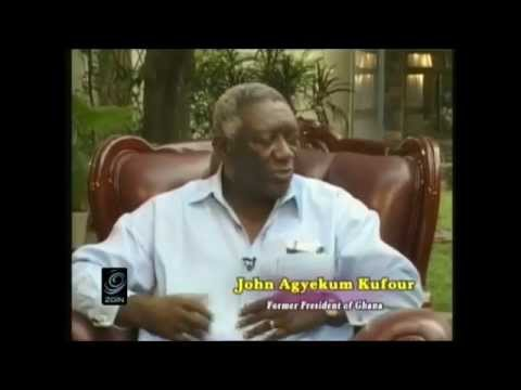 Former President J.A Kufour exclusive interview with KSM part 1