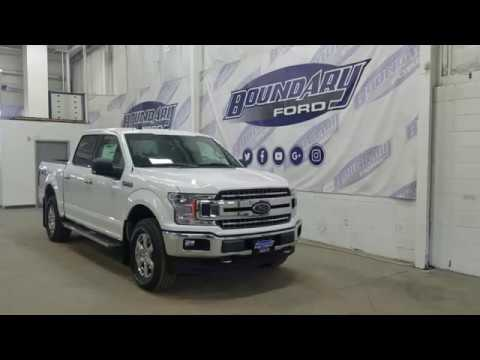 2019 Ford F-150 XLT XTR 301A W/ 3.5L EcoBoost, Remote Start Overview | Boundary Ford