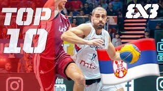 Top 10 Dusan Bulut Plays - FIBA 3x3