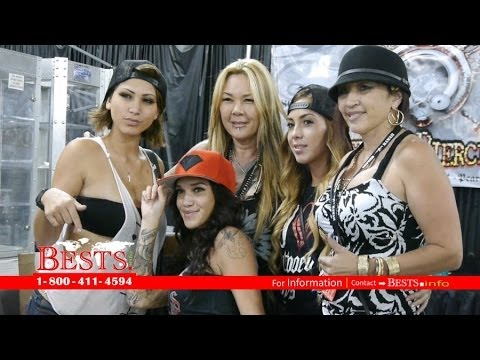 Hawaii Tattoo Expo 2013 | Pacific Ink & Art Expo @ Blaisdell Center, Honolulu, HI