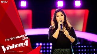 The Voice Thailand - อันฉี มนัสนันท์  - The Prayer - 27 Sep 2015